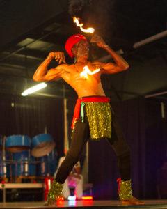 Fire Eater ~ Prince Niah